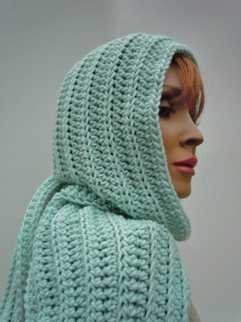Cheap Hooded Scarf Crochet Find Hooded Scarf Crochet Deals On Line