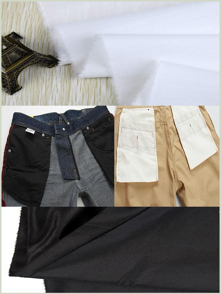 China Supplier TC90/10 45x45 110x76 58/60 dye finished fabric
