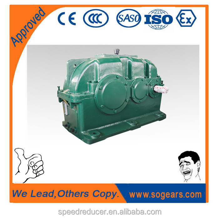 ZDY/ZLY/ZSY industry reducer gearbox