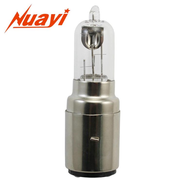 Super bright Headlight Bulb LED Motorcycle 1x H4 BA20D DC 6V-14V 12W COB HC