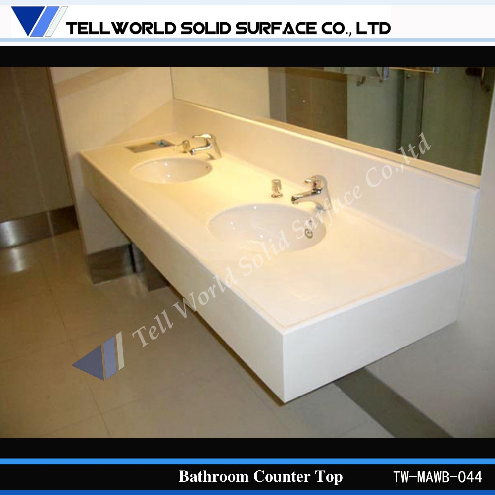 Corian bathroom countertops - Corian Bathroom Vanity Top Corian Bathroom Vanity Top Suppliers And Manufacturers At Alibaba Com