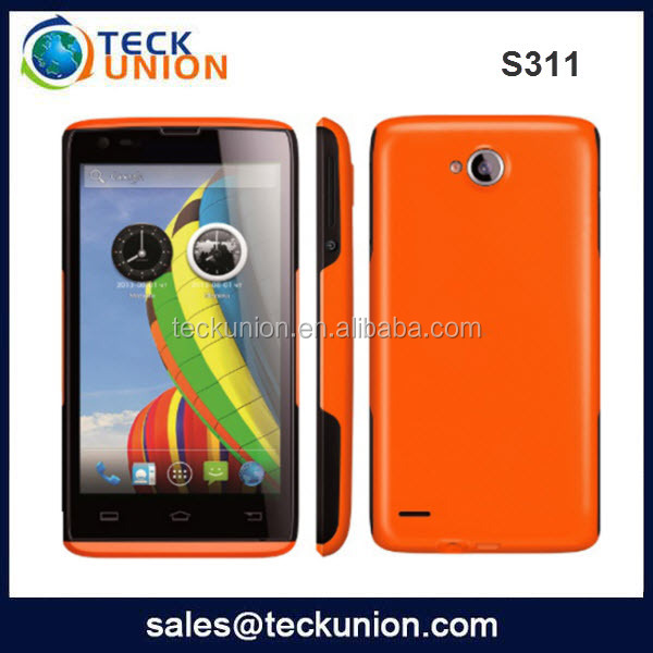S311 4.0inch HVGA screen andriod 4.2.2 MTK6572A smart phone