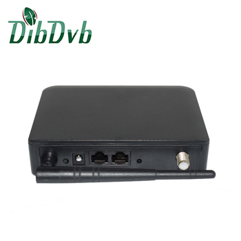 docsis2.0 Cable Modem CMTS for internet broadcasting equipment supporting iptv voip