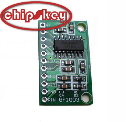 Chipskey Xh-m178 Mini Digital Amplifier Board / 3w High Power / Pam8403  Mini Audio Amplifier Board - Buy Xh-m178,Digital Amplifier Board,3w High  Power