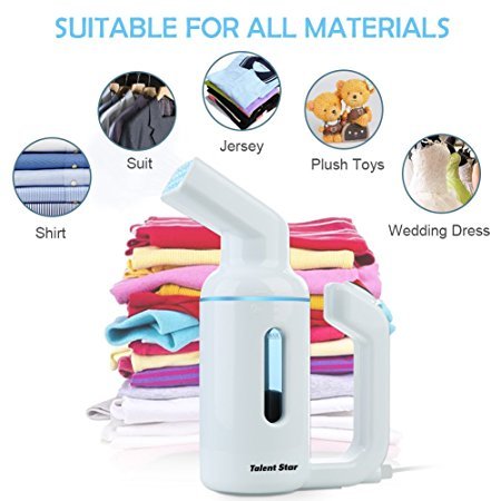 CE ETL approved new arrival electric handy steam iron portable mini handheld travel garment steamer