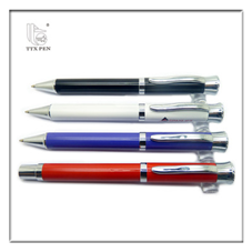 Wholesale Products Custom Company Names Logo Metal Touch Screen Stylus Ball Point Pen