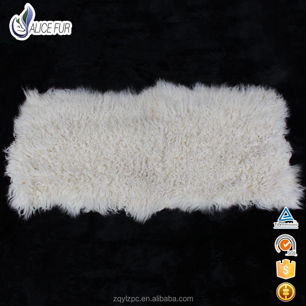 New Arrival High Quality Real cotton lamb fur With Low Price