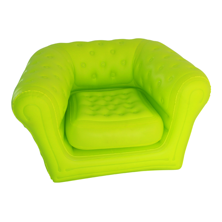 3 color inflatable chesterfield <strong>sofa</strong> in stock