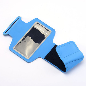 Sports Running Custom Armband with Logo Reflective Armband Neoprene Case for iPhone