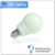 luminescent energy saving lamp spiral 11w 2700k