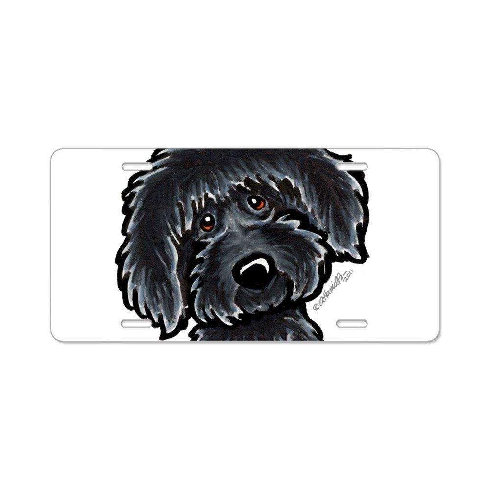Front License Plate Vanity Tag CafePress Assman Aluminum License Plate