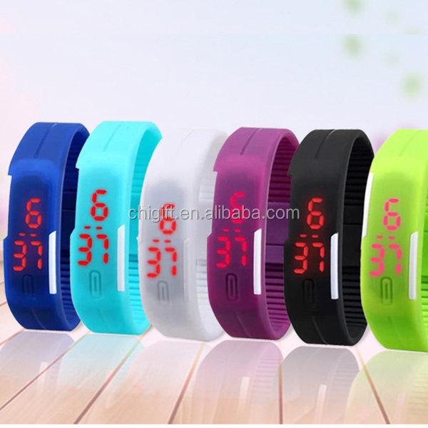Birthday Giveaways Silicone Watch Band