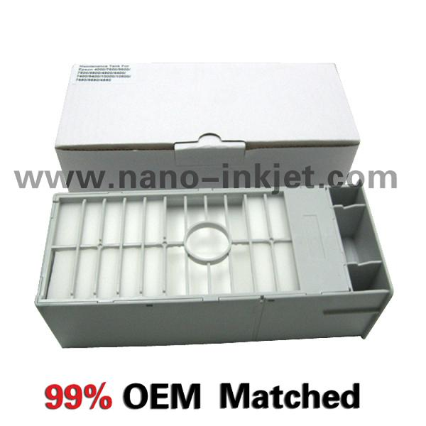 for Epson 4000/9600/4800/4880/7400/9400/7450/9450/4450 Maintenance Tank