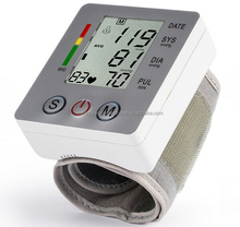 Fashion design wrist watch blood pressure monitor, digital blood pressure monitor for cheaper price