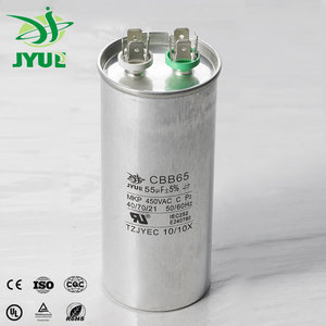best price good manufacture cbb65 ac capacitor for refrigeration