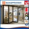 Low Cost Sound Proof internal concertina folding doors