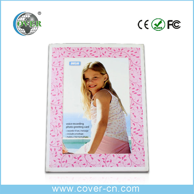 wholesale best selling advertising video book lcd video player brochure