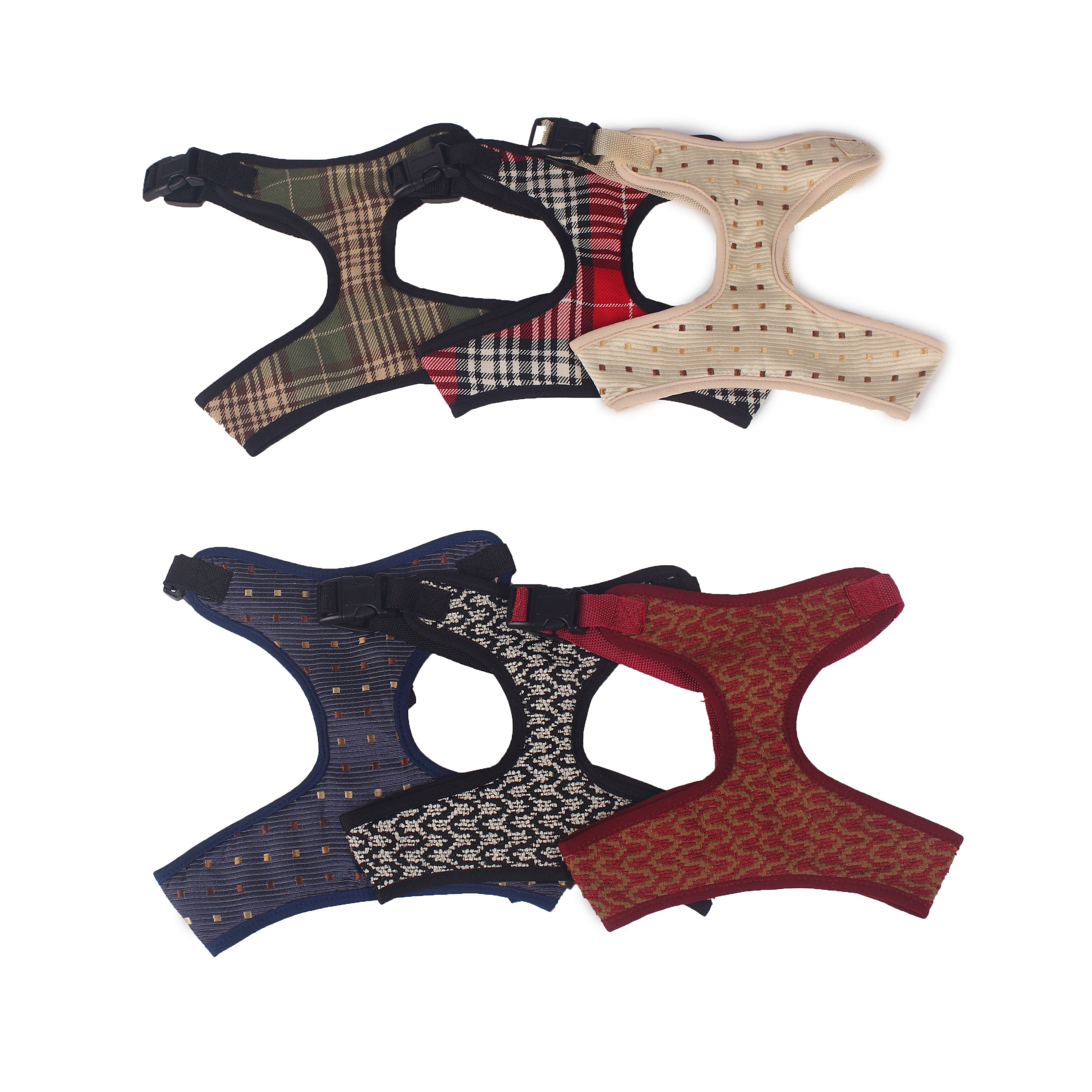 OEM Cloth Dog Harness Eco Friendly Tactical Dog Harness Simply Dog Harness