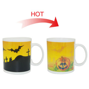 Corporate Gifts Hot Trendy Christmas Gifts Ceramic Magic Mug