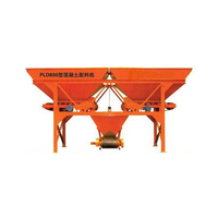 1.2m3 Automatical Aggregate Concrete batcher with Concrete batcher