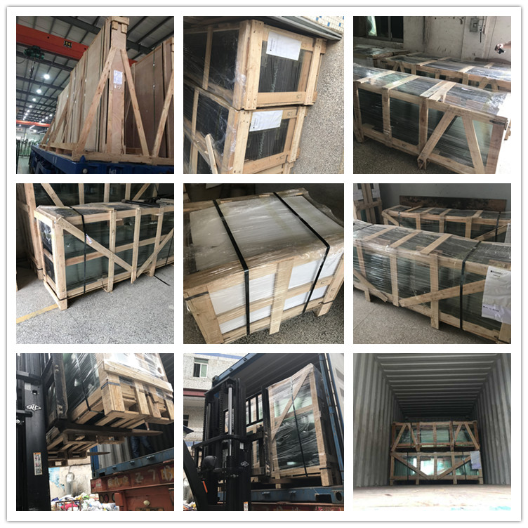 greenhouse lowe biggest size bulletproof insulated glass unit suppliers