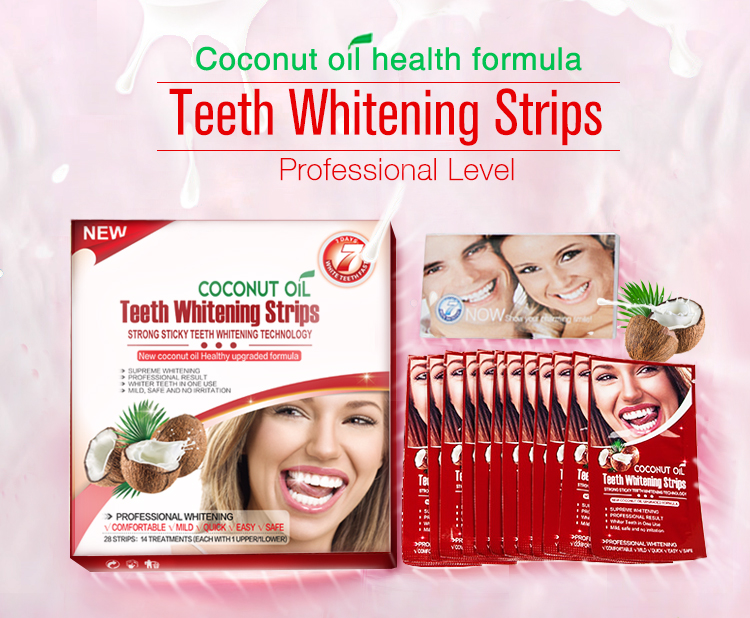 Amazon top seller 2019 denti immediata effetti dental whitestrips bianco