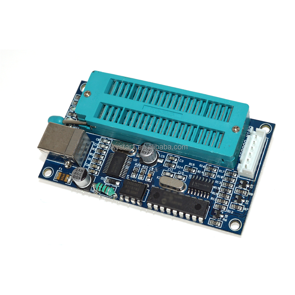 Pic Microcontroller Programmer Circuits Icsp In Circuit Serial Programming Board Based On Pic16f84 Suppliers And Manufacturers At