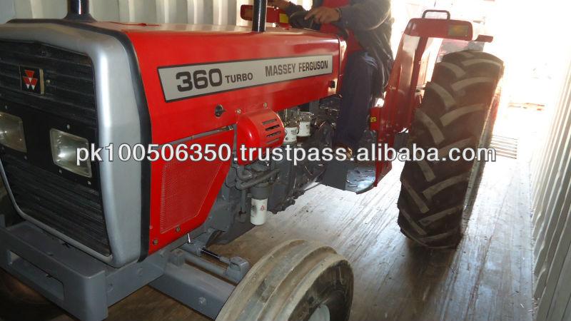 Massey Ferguson Tractor Mf 360