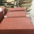 Chinese Red Sandstone Honed Finish Stone Tile