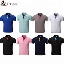 2a171b67d516 China Cotton Short Sleeve Men s Polo Shirt