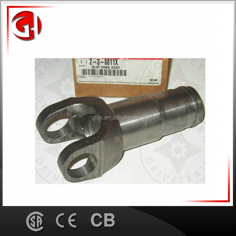 Spicer 3-3-5181KX Slip Yoke 1350 series agricultural machinery pto shaft wide angle joint pto drive shaft