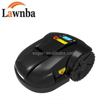 mini Garden robot lawn mower E1800 with wifi app, View lawn mower tractor,  LAWNBA Product Details from Zhejiang Tianchen Intelligence & Technology