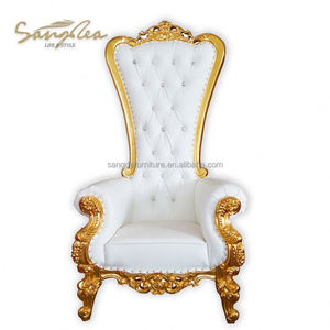 Foshan baroque throne chair atlanta for weddings