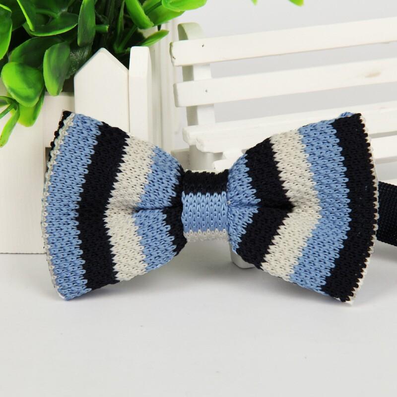 В мужчины в трикотаж перевязка хан издание британский продавать вязание много многоцветный галстук-бабочка много
