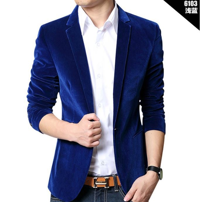 Cheap Mens Blue Blazers, find Mens Blue Blazers deals on line at ...