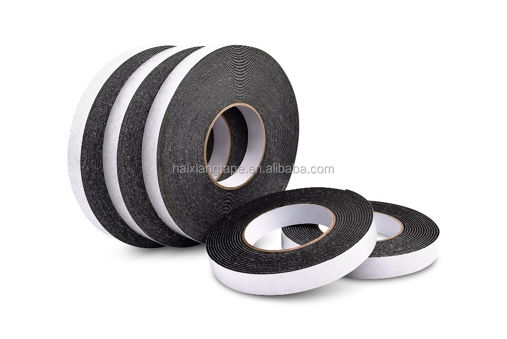 eva foam tape 1mm 2mm 3mm 4mm thickness for sticking
