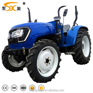 less oil consumption medium size farming tractor