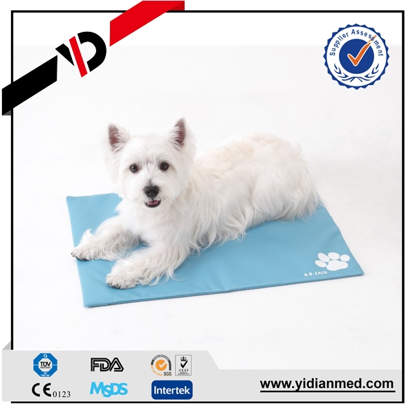 Cold GEL car bed for dog