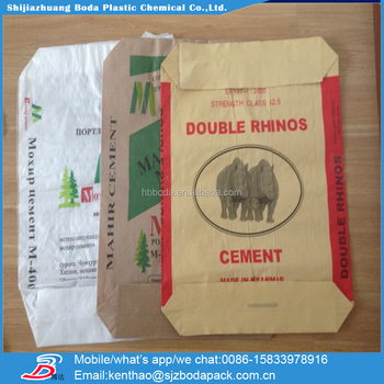 25kg To 50kg Ad Star Pp Woven Bag Of Cement/50kg Cement Bag For ...