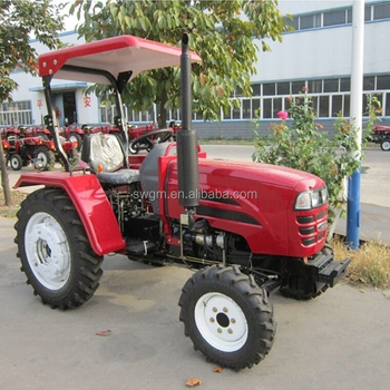 25hp 4x4 Garden Tractor With Sunshade Model Dq254 Buy Tractor