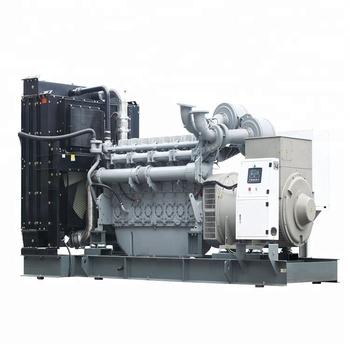 Withmins 6 Cylinders Engine 320kw Self Runningsel Generator 400kva