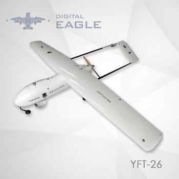 Fixed Wing Drone For Sale Uav Airframe Flying Wing Uav - Buy Fixed ...