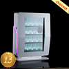 Free Design 22Inches And 12Inches Indoor Counter Transparent Lcd Display Box Showcase With Lock