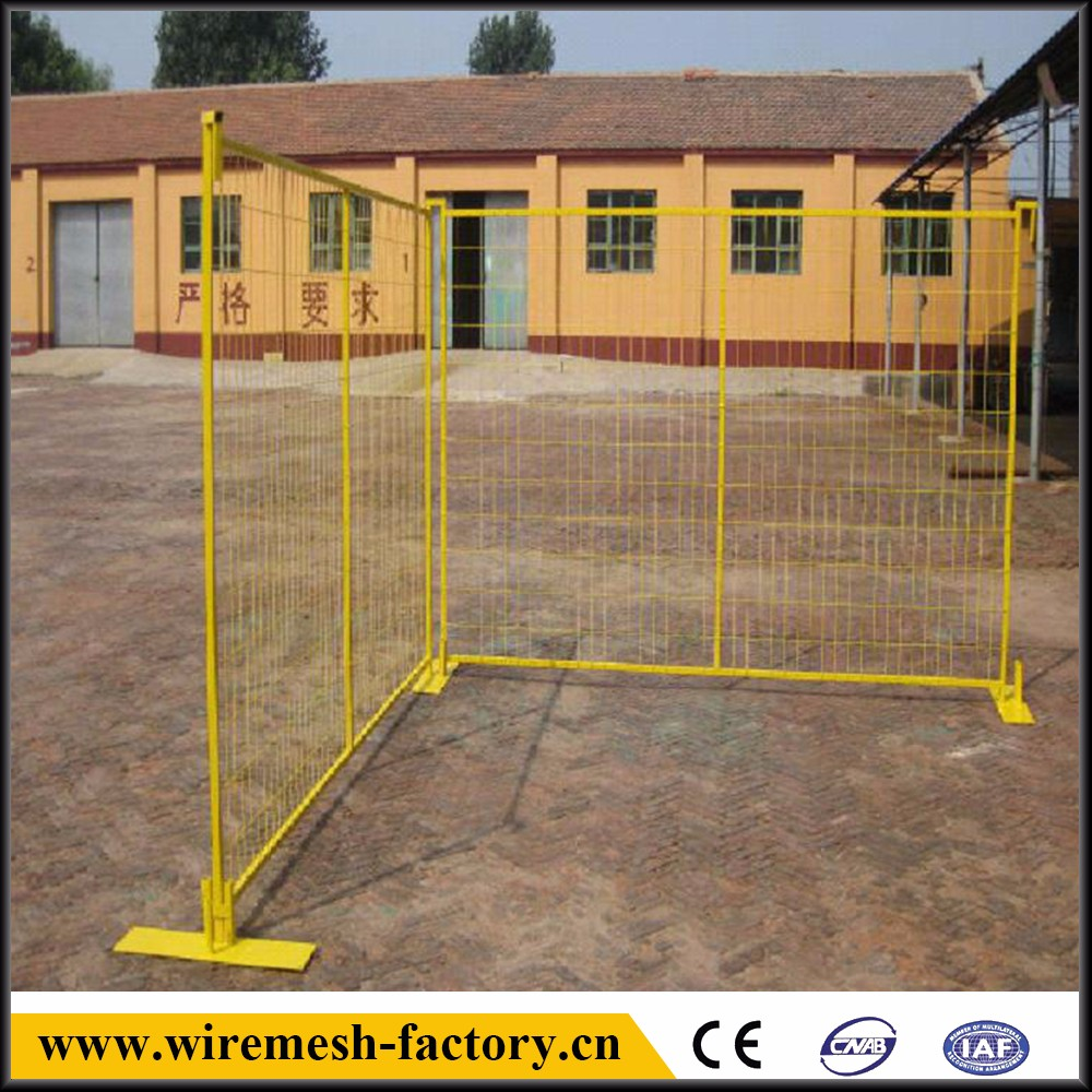 Portable Galvanized Temporary Fence Panels For Sale Buy