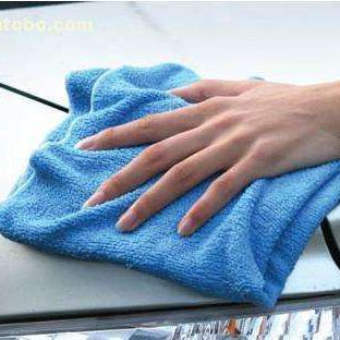 china supplier New premium car cleaning/yoga microfiber towel