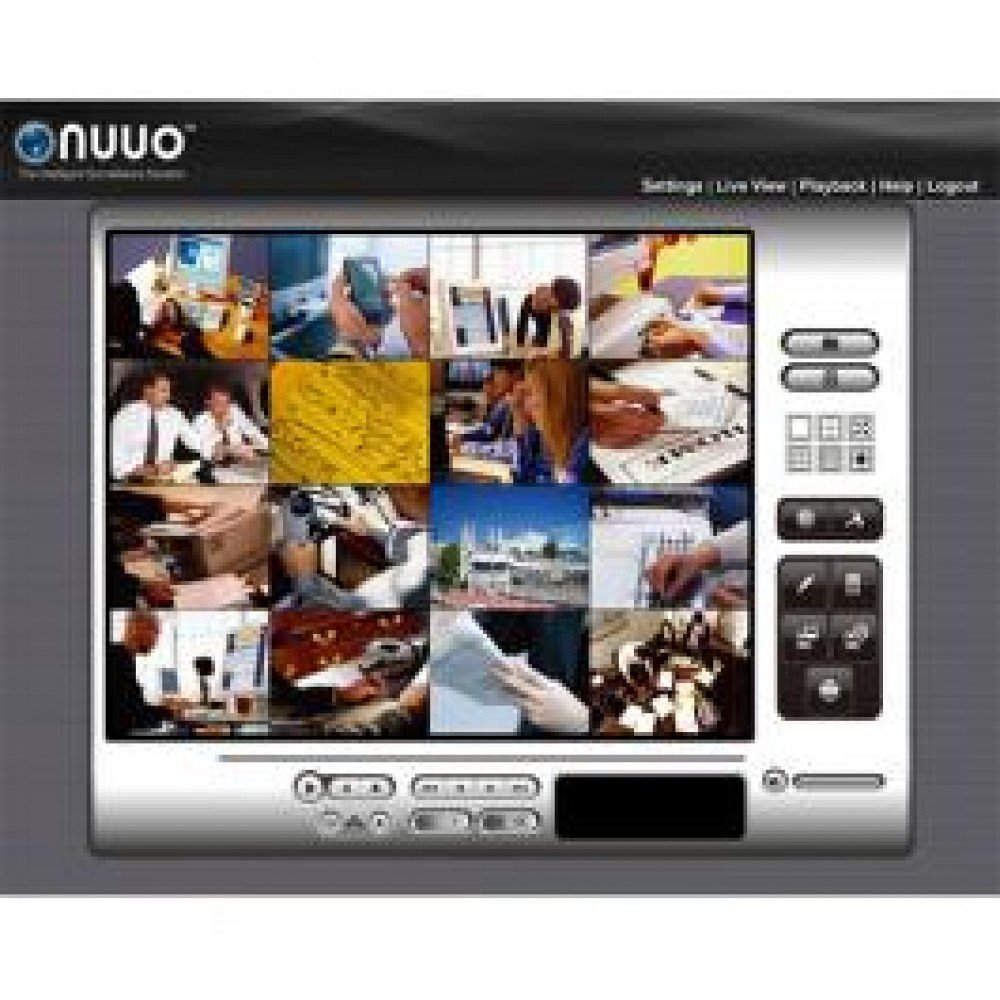 NUUO NVR Mini, Upgrade 2 more licenses