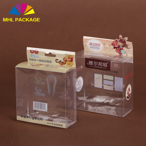 china supplier stock sale hard small clear plastic boxes