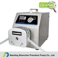 Big Flow Peristaltic Pump for Filter
