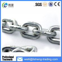 short link chain wholesale cheap galvanized square link chain