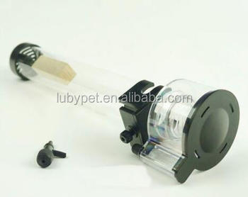 New Protein Skimmer for Small Marine Coral Fish Tank Aquarium without Air Pump